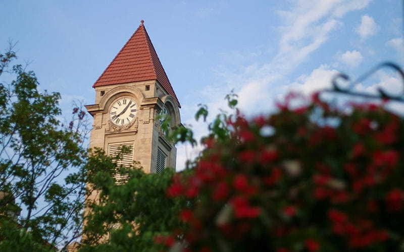 University Clock Tower